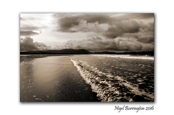 Banna Strand,  Tralee Bay, Irish Landscape Photography, Nigel Borrington