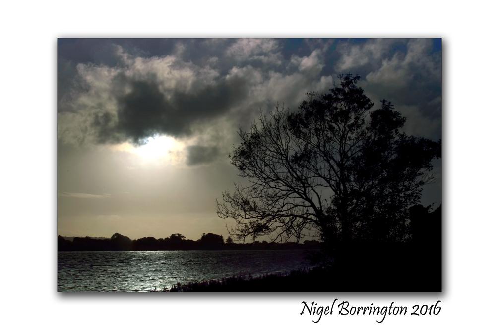 Irish Landscapes River Maine Kilderry North County Kerry Nigel Borrington