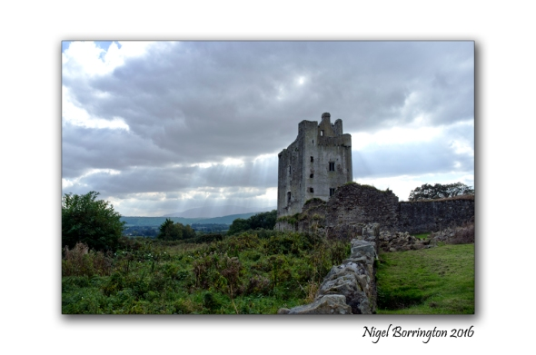 Irish Castles Kilcash castle Nigel Borrington