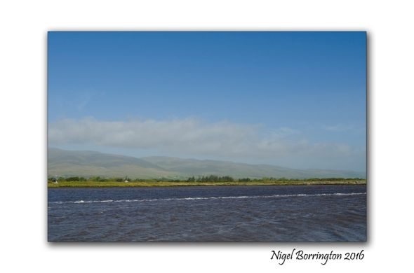 Irish Landscapes River Maine Kilderry North County Kerry Nigel Borrington