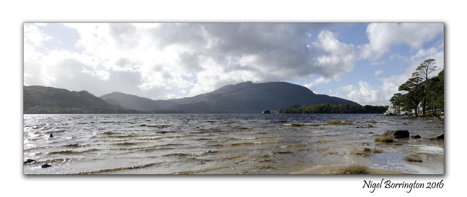 Muckross lake lakes of Killarney Irish landscape Photography Nigel Borrington