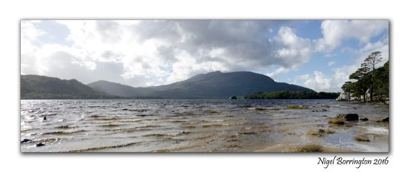 Muckross lake lakes of Killarney Irish landscape Photography Nigel Borrington