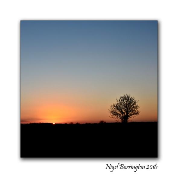 Black Friday Sunset Callan Kilkenny Ireland