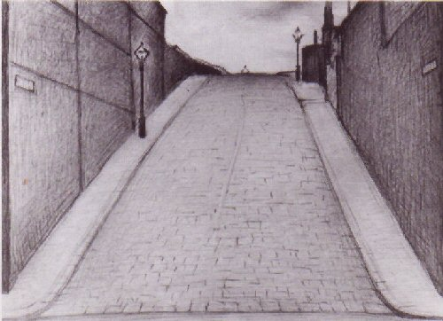 The drawings of LS Lowry