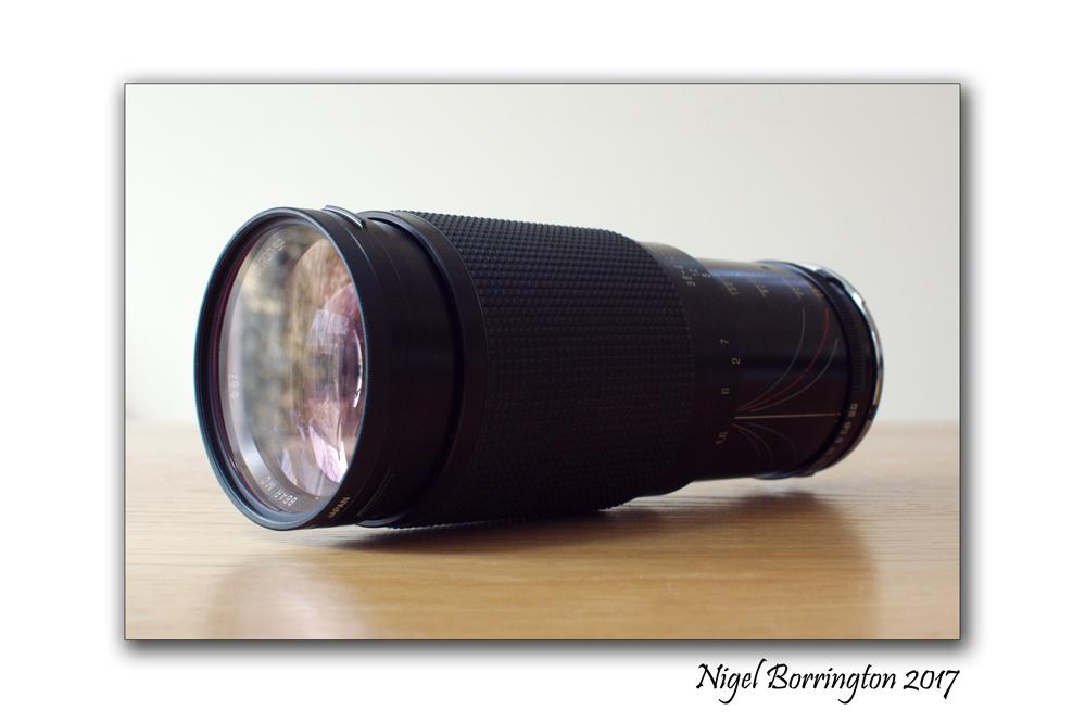 Tarmon SP 35mm-210mm f3.5-4.2 Classic Lenses  Nigel Borrington