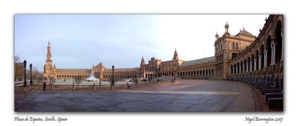 Plaza de España, Seville Nigel Borrington