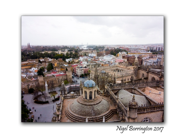 Seville  Spain  Nigel Borrington